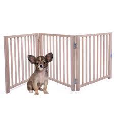 White Picket Fence Folding Pet Gate Remiblanchet Fr
