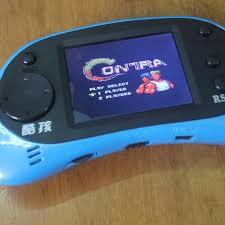 Máy chơi game cầm tay Contra, Mario có... - Máy chơi game cầm tay Contra,  Mario có hơn 200 games