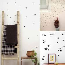 Gold Stars Vinyl Wall Decal Stickers Golden Star Kids Room Art Nursery Decor Wall Stickers Aliexpress