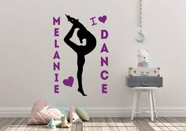 Vinyl Dance Decal Wall For Bedroom Dancer With Name Ballet Art Car Silhouette Pole Sale Philippines Vamosrayos