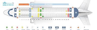 klm fleet boeing 737 700 details and