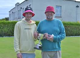 Kelly & Waters Win R.H. Green Fours | Isle of Man County Crown Green  Bowling Association Website