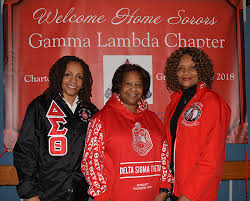 gamma lambda chapter of delta sigma