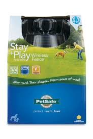 Petsafe Stay Play Wireless Fence Covers Up To 3 4 Acre Play Stay Petsafe Wireless Ad Dog Fence Wireless Dog Fence Pet Fence