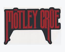 Motley Crue Permanent Vinyl Decal Laptop Decal Tablet Etsy