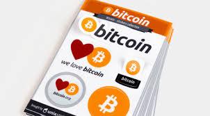Bitcoin Crypto Stickers Sticker Mule