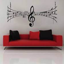 Music Symbol Wall Decal Trendy Wall Designs Music Bedroom Music Wall Decal Music Decor