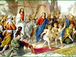 Palm Sunday 2020 - Calendar Date