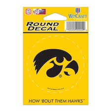 Iowa Car Decals Iowa Hawkeyes Bumper Stickers Decals Fanatics