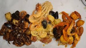 Experience Hawaiian Cajun Seafood ...