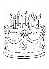 Verjaardags Kleurplaat Kleurplaten Gratis Kleurplaten