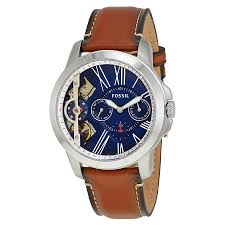 fossil grant chronograph men s watch