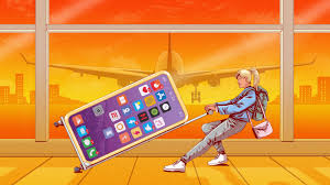 smartphone abroad for