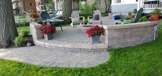 brick paver patios patio design