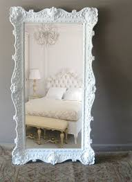 pretty vintage mirror for the master