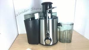 Máy ép trái cây Yoice Extrator YZ1 (Bạc) máy ép nước trái cây rau củ