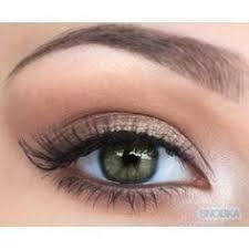 natural eye makeup for hazel eyes