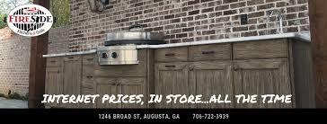 outdoor kitchens augusta ga grills