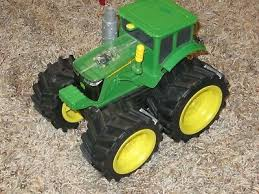 john deere monster wheel tractor w