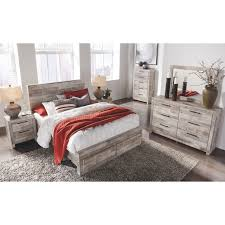 Effie Queen Panel Bed with Storage - B255B8 | Ashley HomeStore