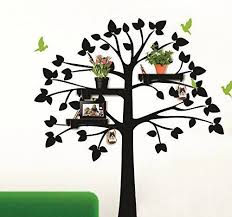 Dream Wall Decal With In Built Shelves Tree House For Sale Online Ebay