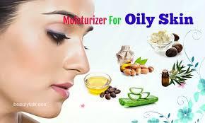 natural moisturizer for oily skin