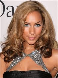 Celebrity Twins?!: Leona Lewis and Dominique Reighard - The ...