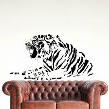 Bloomsbury Market Berowalt Tiger Wall Decal Wayfair