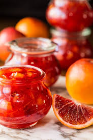 easy blood orange marmalade the café