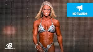 nicole wilkins won her fourth olympia