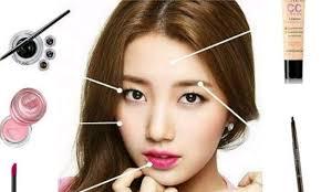 makeup sederhana ala korea
