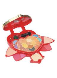 l chear makeup kit pink purple brown