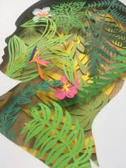 3D Layered Papercuts with Pie Lady (Adriana Roberts) | CITY ARTS ...