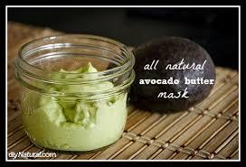 avocado face mask a natural homemade