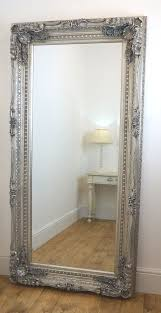 antique floor mirror