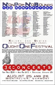 Kalvos and Damian Ought-One Festival of Nonpop