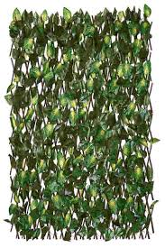 Expandable Faux Ivy Privacy Fence Max Livie