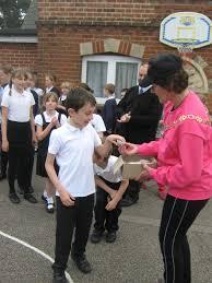 Councillor Hilary Cox Visit to School 2014 (24) – Reedham Primary School