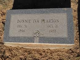 Bonnie Iva Bowman Pearson (1896-1988) - Find A Grave Memorial