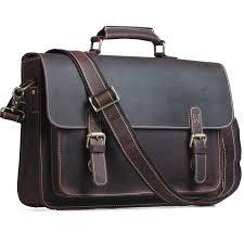 tiding men briefcases laptop bag