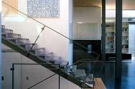 glass railing in seattle puget sound