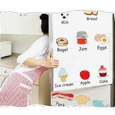 Diy Removable Happy Kitchen Foods Pvc Wall Decal Home Decor Wall Stickers Sh For Sale Online