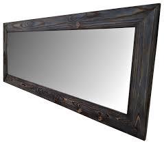 floor mirror large mirror navy blue