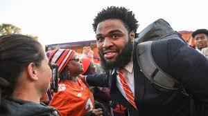 Christian Wilkins, Sam Staab lead way in the Clemson Gramy Awards