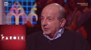 Faccia a faccia con Giancarlo Magalli - Le parole della settimana ...