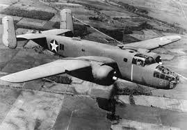 B-25 Mitchell - The Bomber used on the Doolittle Raid Over Tokyo ...