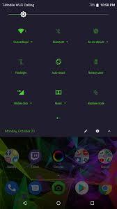 razer live wallpaper android