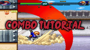 Bleach Vs Naruto 3.2 - Kenshin Himura Combo Tutorial - YouTube