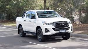 Image result for toyota hilux 2019 trd
