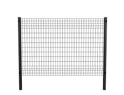 Yardlink Black Euro Fence Panel Fence Panels Aluminum Fence Fence